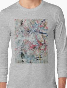Unfinished Chaos Long Sleeve T-Shirt