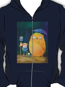 Adventure Time - Totoro Version  T-Shirt