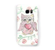 Olivia Owl Samsung Galaxy Case/Skin