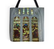 Window #4 St Peter's Church Tote Bag