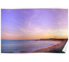 Torquay Beach HDR Poster