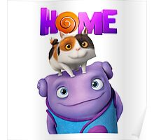 Home oh cat Poster