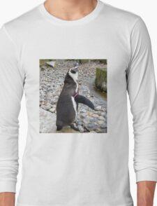 Humboldt Penguin Long Sleeve T-Shirt