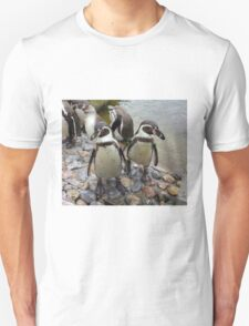 Humboldt Penguin Gang Unisex T-Shirt