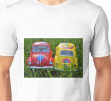 Peace, Love, and Grass Unisex T-Shirt