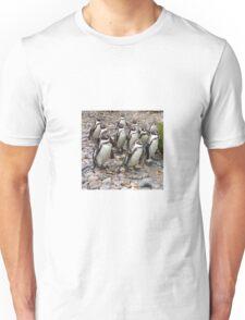 Humboldt Penguin Party Unisex T-Shirt