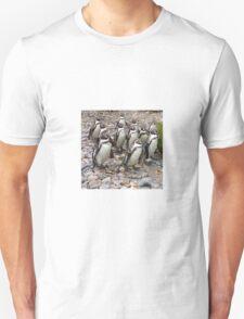 Humboldt Penguin Party T-Shirt