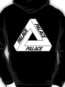 Palace Skateboards Tri Ferg White T-Shirt