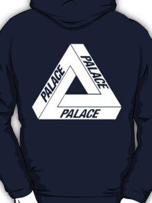 Palace Skateboards Tri Ferg White T-Shirt