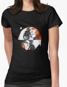 Spencer Reid Womens Fitted T-Shirt