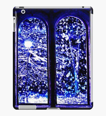 Snowstorm Fine Art Print iPad Case/Skin