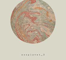 exoplanet_3 (sugar mountain) by Miriam Bean