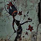 Graffiti queen by Erika Gouws