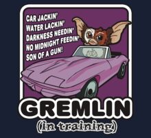Gremlins don't follow ALL the rules Kids Tee