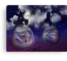 SweetPlumpy'sDreamings Canvas Print