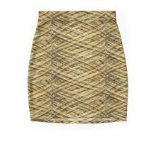 Cartoon Wool Yarn Mini Skirt