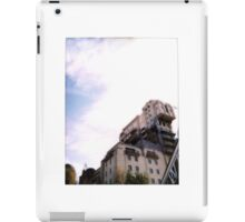 Disney Tower of Terror Polaroid  iPad Case/Skin