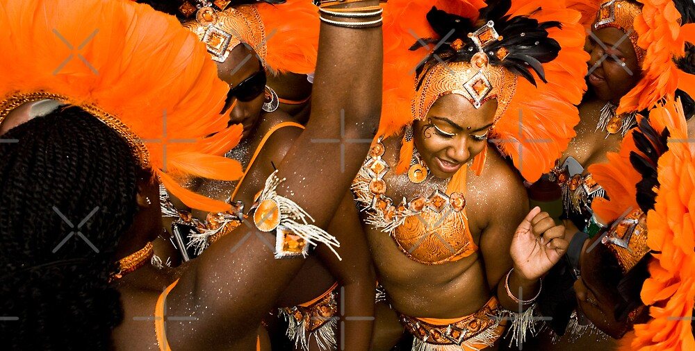 West Indies Parade 2298 by Zohar Lindenbaum