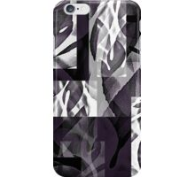 Fatsia Japonica Abstract Design by Jenny Meehan  iPhone Case/Skin