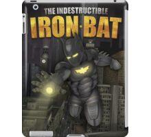 The IronBat Illustration iPad Case/Skin