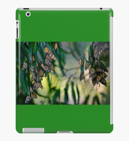 Elegant Blossoms iPad Case/Skin