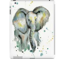 Churchill the elephant iPad Case/Skin