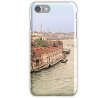An old postcard from Venice iPhone Case/Skin
