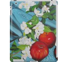 Apples and Cherry Blossoms iPad Case/Skin