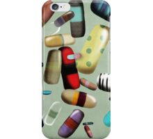 Vintage Pill Identification iPhone Case/Skin