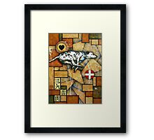Dog Meat Framed Print