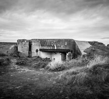Anti Tank Bunker at Lewis Tower by tracesofwar