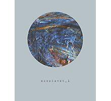 exoplanet_1 (satellite) Photographic Print