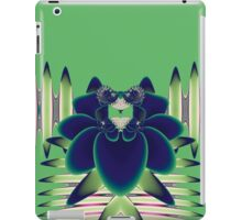 Blue Rose iPad Case/Skin