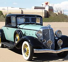 1933 Chrysler Imperial ! by Paul Albert