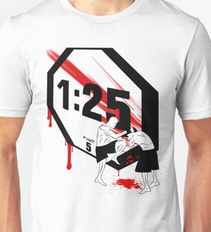 125 bloody mess Unisex T-Shirt