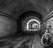 WWII Ho5 Tunnel by tracesofwar