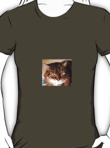 Moggy Fluff Cat T-Shirt