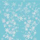 Snowflake Fantasy by ChristaJNewman