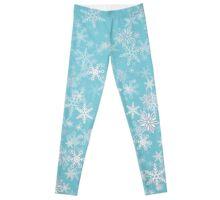 Snowflake Fantasy Leggings