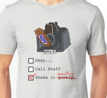 Vending Machine Failure Unisex T-Shirt
