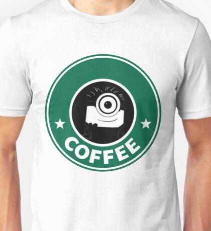 Minion Coffee Unisex T-Shirt