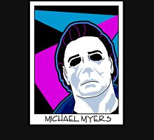 Michael Myers in the 80's Unisex T-Shirt