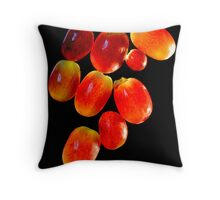 A Bunch of grapes Throw Pillow