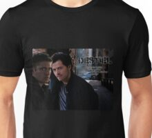 Dean Winchester&Castiel Destiel Unisex T-Shirt