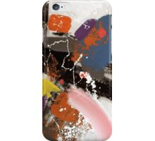 Niche Acrylic Painting - Jenny Meehan iPhone Case/Skin