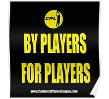 CPL - By Players For Players 2 Poster