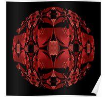 Liquid Light - Blood Diamond Poster