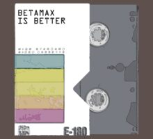 betamaxisbetter by RichardWalk