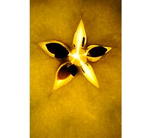 Apple Star Photographic Print