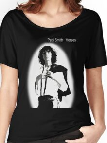 Patti Smith 3 Women's Relaxed Fit T-Shirt
